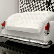Фото из портфолио Мебель для автолюбителей: идеи и примеры – фотографии дизайна интерьеров на InMyRoom.ru