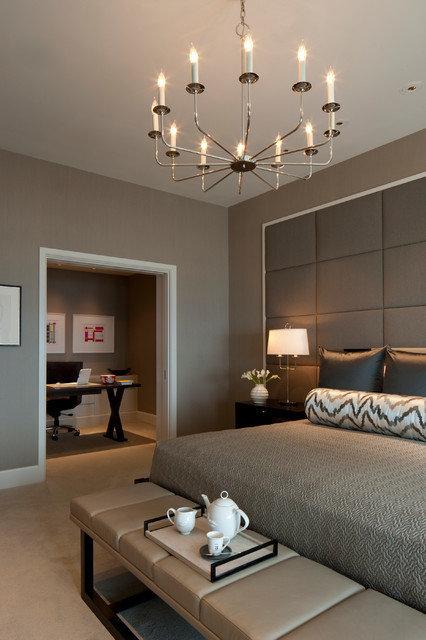 Фотография: Спальня в стиле Восточный, Кабинет, Интерьер комнат – фото на InMyRoom.ru