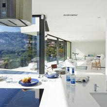 Фото из портфолио  Современный дом с видом на море в Испании – фотографии дизайна интерьеров на InMyRoom.ru