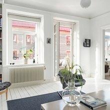 Фото из портфолио Nordhemsgatan 54 В, Линнестаден – фотографии дизайна интерьеров на InMyRoom.ru
