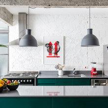 Фото из портфолио Неповторимый стиль и ощущение незавершенности...   – фотографии дизайна интерьеров на INMYROOM