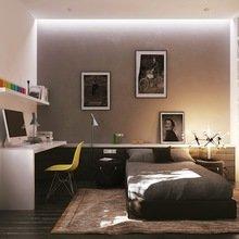 Фотография: Спальня в стиле Современный, Детская, Интерьер комнат, Декор – фото на InMyRoom.ru