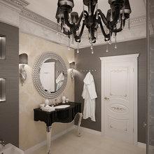 Фото из портфолио Bathroom interior – фотографии дизайна интерьеров на INMYROOM