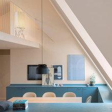 Фото из портфолио Контрастные апартаменты в Стокгольме – фотографии дизайна интерьеров на INMYROOM