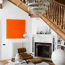 Фотография: Гостиная в стиле Эклектика, Дом, Дома и квартиры, Барселона – фото на InMyRoom.ru