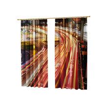 Оригинальные шторы с фотопечатью: Магистраль