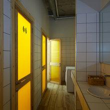 Фото из портфолио Хостел Twin Cities  – фотографии дизайна интерьеров на INMYROOM