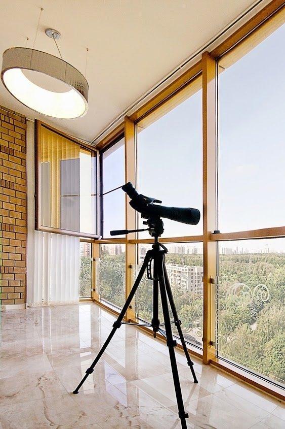 Фотография: Балкон, Терраса в стиле Современный, Классический, Квартира, Дома и квартиры, Проект недели – фото на InMyRoom.ru