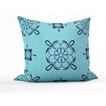 Декоративные подушки: Летний узорчик