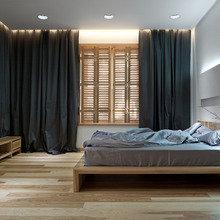 Фотография: Спальня в стиле Современный, Интерьер комнат, Проект недели, Эко – фото на InMyRoom.ru