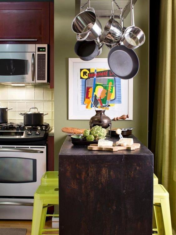 Фотография: Кухня и столовая в стиле Лофт, Советы, Марина Саркисян – фото на INMYROOM