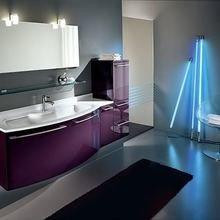 Фотография: Ванная в стиле Классический, Современный, Хай-тек, Эклектика – фото на InMyRoom.ru