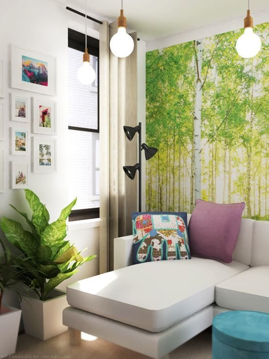 Фотография:  в стиле , Малогабаритная квартира, Квартира, Советы – фото на InMyRoom.ru