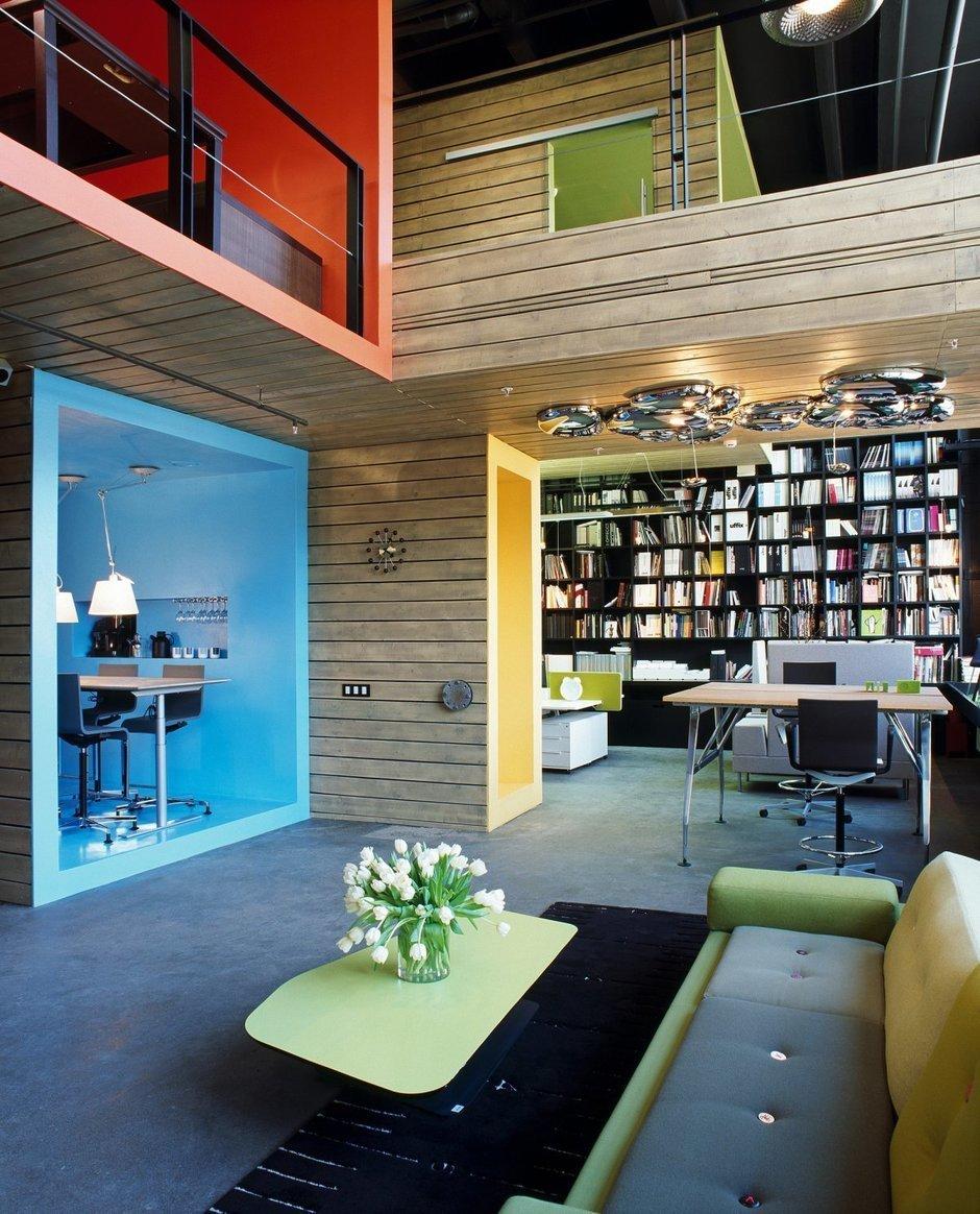 Фотография: Прочее в стиле , Офисное пространство, Офис, Дома и квартиры, Проект недели, Artplay – фото на InMyRoom.ru