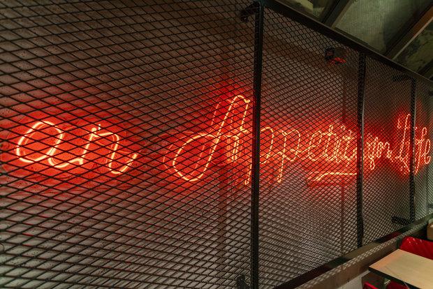 Фото из портфолио Ресторан KFC – фотографии дизайна интерьеров на INMYROOM