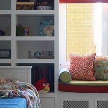Фотография: Спальня в стиле Кантри, Эклектика, Квартира, Проект недели – фото на InMyRoom.ru
