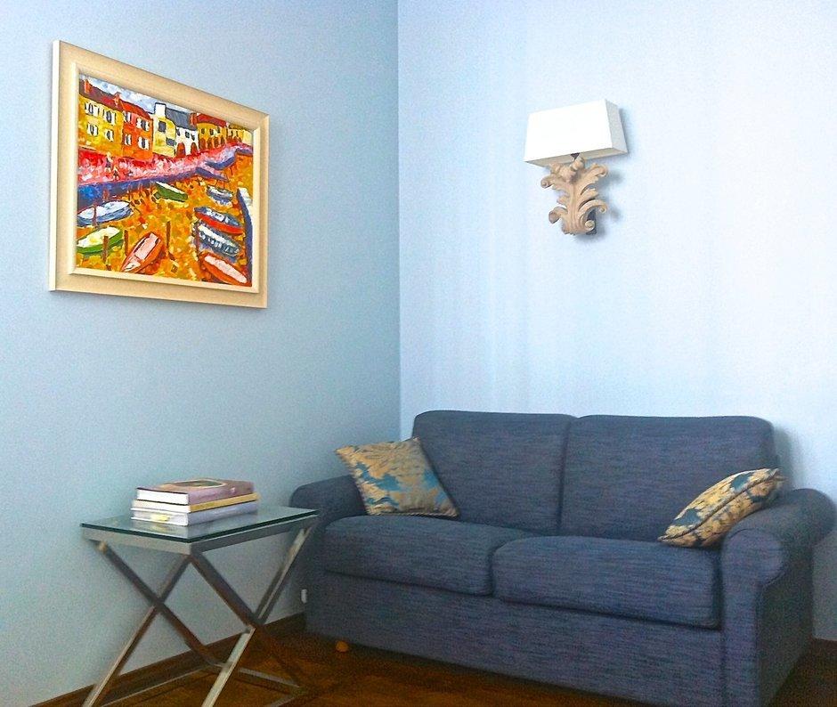 Фотография: Гостиная в стиле Современный, Декор интерьера, Декор дома, Картины, Современное искусство – фото на InMyRoom.ru