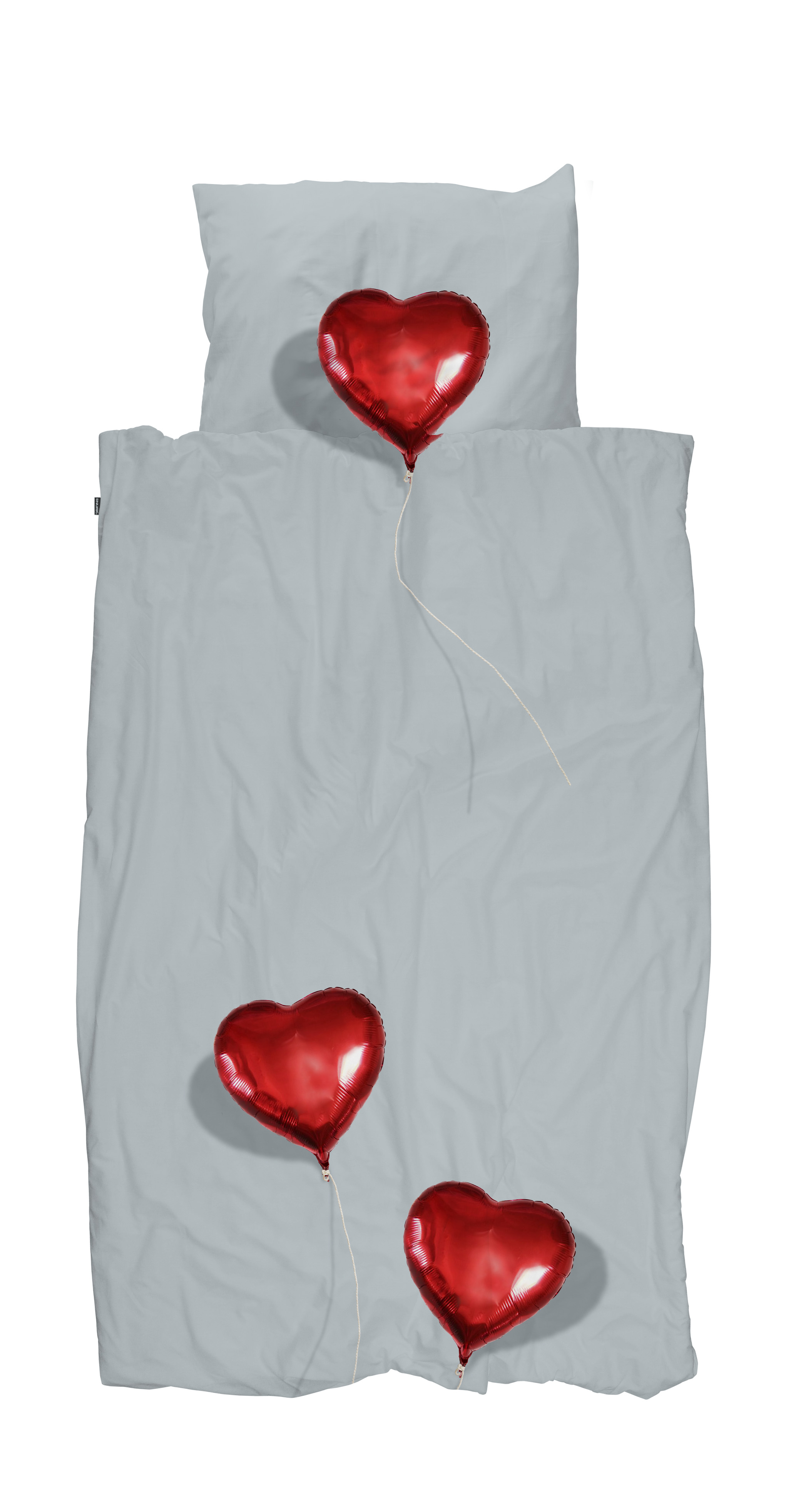 Купить Комплект постельного белья сердце в облаках 150х200, inmyroom, Нидерланды
