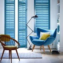 Фото из портфолио Дизайн интерьера с шаттерсами – фотографии дизайна интерьеров на INMYROOM
