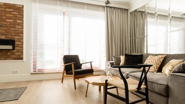 Фотография: Гостиная в стиле Современный, Декор интерьера, Малогабаритная квартира, Польша – фото на InMyRoom.ru