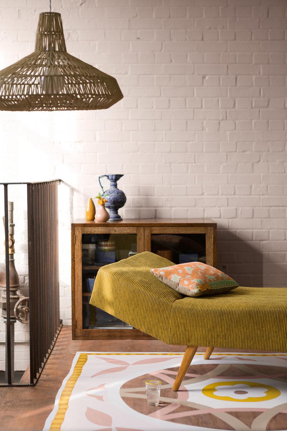 Фотография: Декор в стиле Лофт, Декор интерьера, Дизайн интерьера, Цвет в интерьере, Советы, Dulux, Оранжевый – фото на InMyRoom.ru