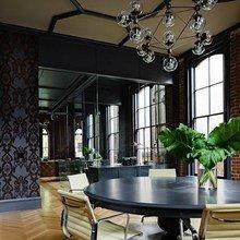 Фотография: Кухня и столовая в стиле Эклектика, Офисное пространство, Офис, Дома и квартиры, Готический – фото на InMyRoom.ru