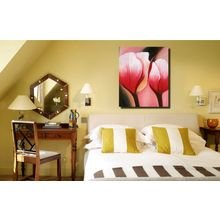 Декоративная картина: Нежный тюльпан