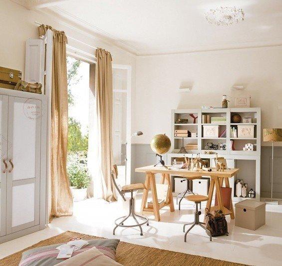 Фотография: Спальня в стиле Скандинавский, Декор интерьера, Малогабаритная квартира, Квартира, Дома и квартиры – фото на InMyRoom.ru