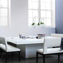 Фотография: Офис в стиле Минимализм, Декор интерьера, Дизайн интерьера, Цвет в интерьере, Dulux, ColourFutures, Akzonobel, Краски – фото на InMyRoom.ru