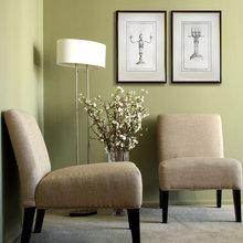 Фотография: Мебель и свет в стиле Кантри, Декор интерьера, Декор дома, Цвет в интерьере, Постеры – фото на InMyRoom.ru