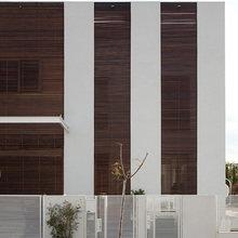 Фотография: Архитектура в стиле , Дом, Израиль, Дома и квартиры, Минимализм, Бассейн, Лестница, Подсветка – фото на InMyRoom.ru