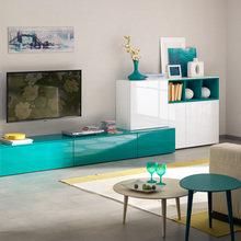 Фото из портфолио Модульная система для гостиной Sibox b003 – фотографии дизайна интерьеров на INMYROOM