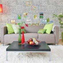 Фотография: Гостиная в стиле Современный, Детская, Интерьер комнат – фото на InMyRoom.ru