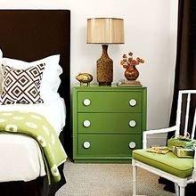 Фотография: Спальня в стиле Кантри, Классический, Скандинавский, Современный, Эклектика – фото на InMyRoom.ru
