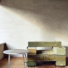 Фотография: Гостиная в стиле Лофт, Дом, Дома и квартиры, Проект недели – фото на InMyRoom.ru