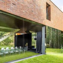 Фото из портфолио Дом, растворившийся в саду – фотографии дизайна интерьеров на INMYROOM