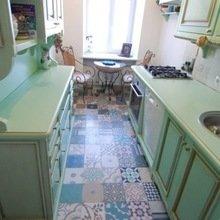 Фотография: Кухня и столовая в стиле Кантри, Декор интерьера, DIY, Интерьер комнат – фото на InMyRoom.ru