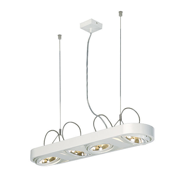 Светильник подвесной SLV Aixlight R Long белый