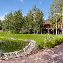 Фото из портфолио Интерьер коттеджа в Нижегородской области – фотографии дизайна интерьеров на INMYROOM