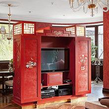 Фото из портфолио Чайна-Таун в Харьковской квартире – фотографии дизайна интерьеров на INMYROOM