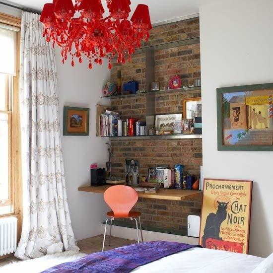 Фотография: Офис в стиле Эклектика, Декор интерьера, Декор дома, Стены – фото на InMyRoom.ru