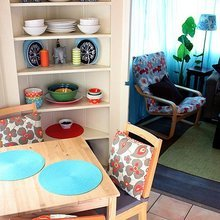 Фотография: Кухня и столовая в стиле , Малогабаритная квартира, Квартира, Дома и квартиры, IKEA – фото на InMyRoom.ru