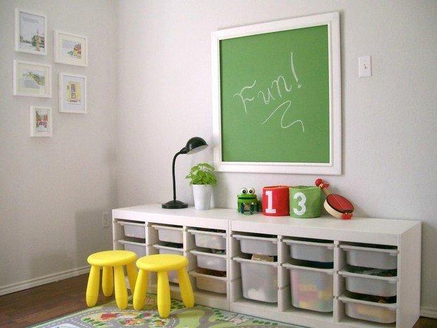 Фотография:  в стиле , Детская, Советы – фото на InMyRoom.ru