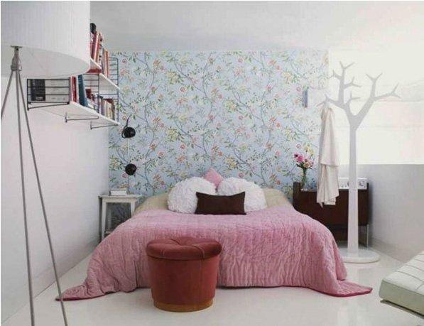 Фотография: Спальня в стиле Скандинавский, Малогабаритная квартира, Квартира, Индустрия, События – фото на InMyRoom.ru