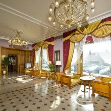 """Фото из портфолио Ресторан гостиницы """"Националь"""" – фотографии дизайна интерьеров на INMYROOM"""