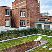 Фотография: Балкон, Терраса в стиле Лофт, Дом, Дома и квартиры, Проект недели – фото на InMyRoom.ru