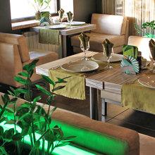 Фото из портфолио Green Cafe – фотографии дизайна интерьеров на InMyRoom.ru