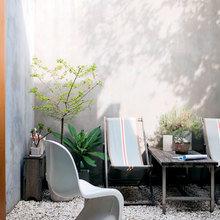 Фото из портфолио Яркие краски в интерьере: как создать в доме атмосферу вечного лета? – фотографии дизайна интерьеров на InMyRoom.ru