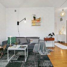 Фото из портфолио Традицинный Скандинавский интерьер – фотографии дизайна интерьеров на INMYROOM