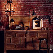 Фотография: Мебель и свет в стиле Кантри, Декор интерьера – фото на InMyRoom.ru